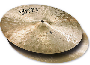 Paiste Masters Collection Dark Hi Hat Top 14""