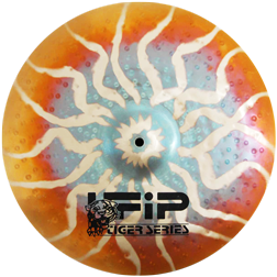 UFIP Tiger Series Crash 18""