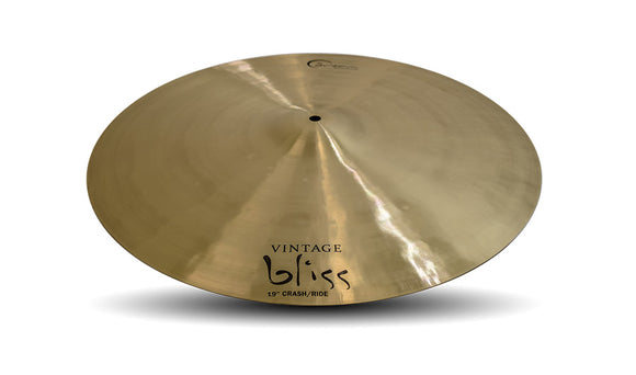 Dream Cymbals Vintage Bliss Crash/Ride 19