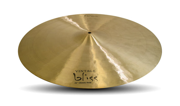 Dream Cymbals Vintage Bliss Crash/Ride 22