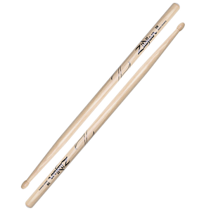 ZILDJIAN 5B WOOD - NATURAL DRUMSTICK Hickory
