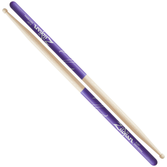 ZILDJIAN 7A WOOD PURPLE DIP Hickory