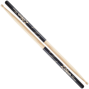 ZILDJIAN 7A WOOD BLACK DIP Hickory