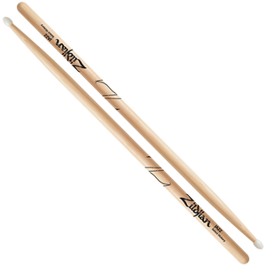 ZILDJIAN JAZZ NYLON - NATURAL DRUMSTICK Hickory