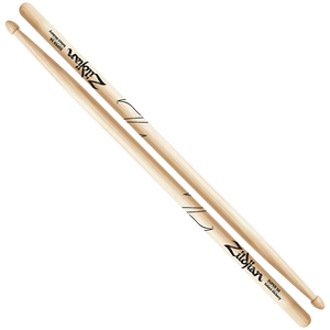 ZILDJIAN SUPER 5A WOOD - NATURAL DRUMSTICK Hickory