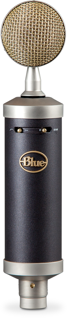 Blue Microphones Baby Bottle SL Large-Diaphragm Studio Condenser Microphone