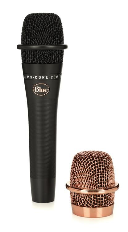 Blue Microphones enCORE 200 Cardioid Dynamic Vocal Microphone