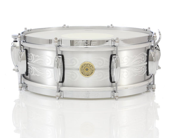 Gretsch Drums 135th Anniversary Aluminum Snare Drum - 5