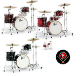 Gretsch Drums CT1-J483 Catalina Club 3 Piece Drum Shell Pack