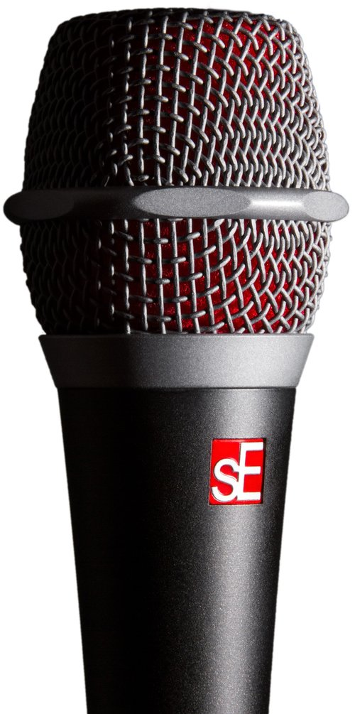 sE Electronics V7 Supercardioid Dynamic Handheld Vocal Microphone