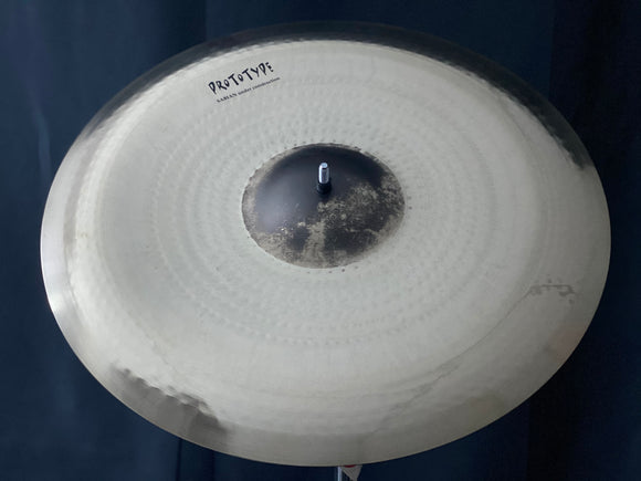 "Sabian AAX Zen China 18"" Brilliant"