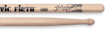 Vic Firth Signature Series Drumsticks Len Ledger