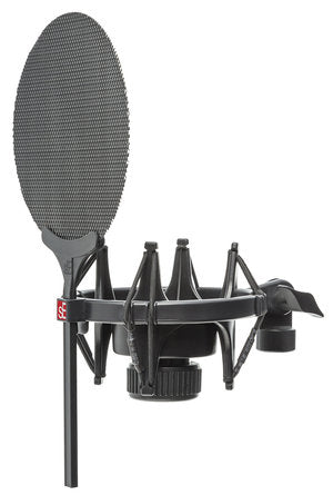 sE Electronics Isolation Pack Quick Release Shock Mount With Adjustable Pop Filter