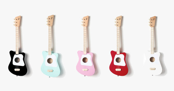 Loog Mini 3-String Guitars