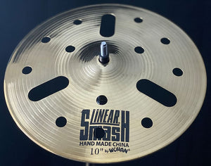 Wuhan Linear Smash Splash Cymbal 10""