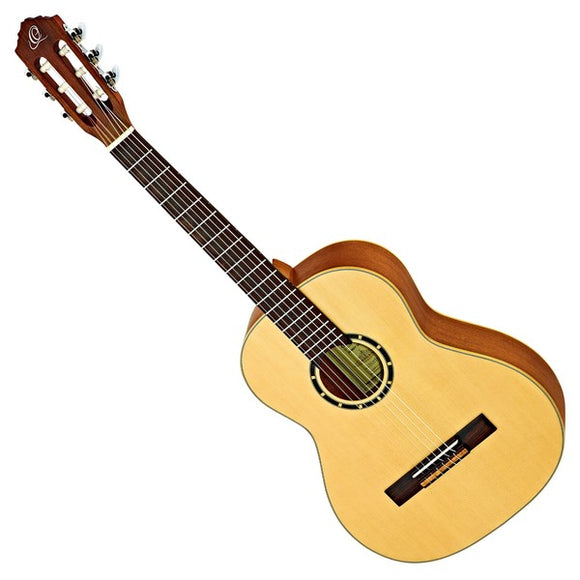 Ortega Family Series 3/4 Size Acoustic Guitar - Left