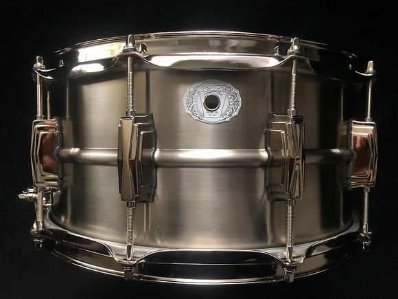 Ludwig LC665N Limited Edition Pewter Copper Phonic 6.5x14