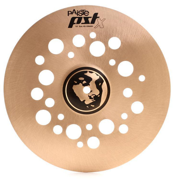 Paiste PSTX DJS 45 Crash Cymbal 12