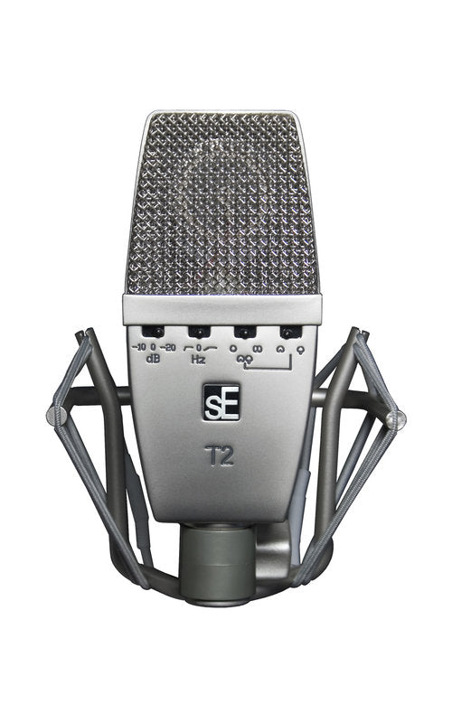 sE Electronics T2 Multi-Pattern Large-Diaphragm Condenser Microphone