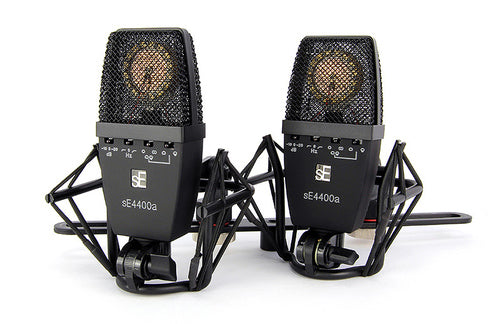 sE Electronics sE4400a Large-Diaphragm Condenser Microphone - Matched Pair