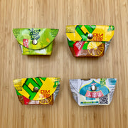 Drink Carton Upcycled Coin purse