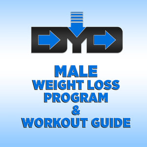 Male Weight Loss Program + Workout Guide
