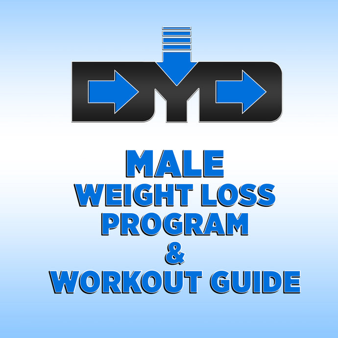 The Ultimate Male Weight Loss Program & Workout Guide