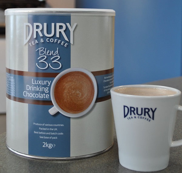 Drury 33 blend hot chocolate