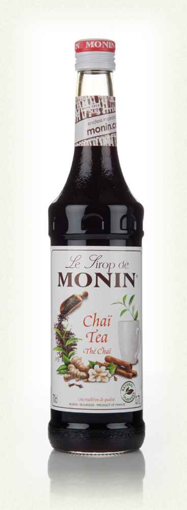 Monin - Chai Tea concentrate