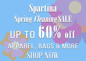 Save up to 60% on Spartina