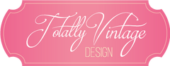 Totally Vintage Design logo