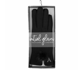 Initial Poof Gloves