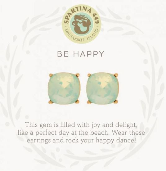 SLV Be Happy/Sea Green