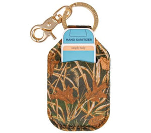 Simply Southern Keychain Hand Sanitizer Holder