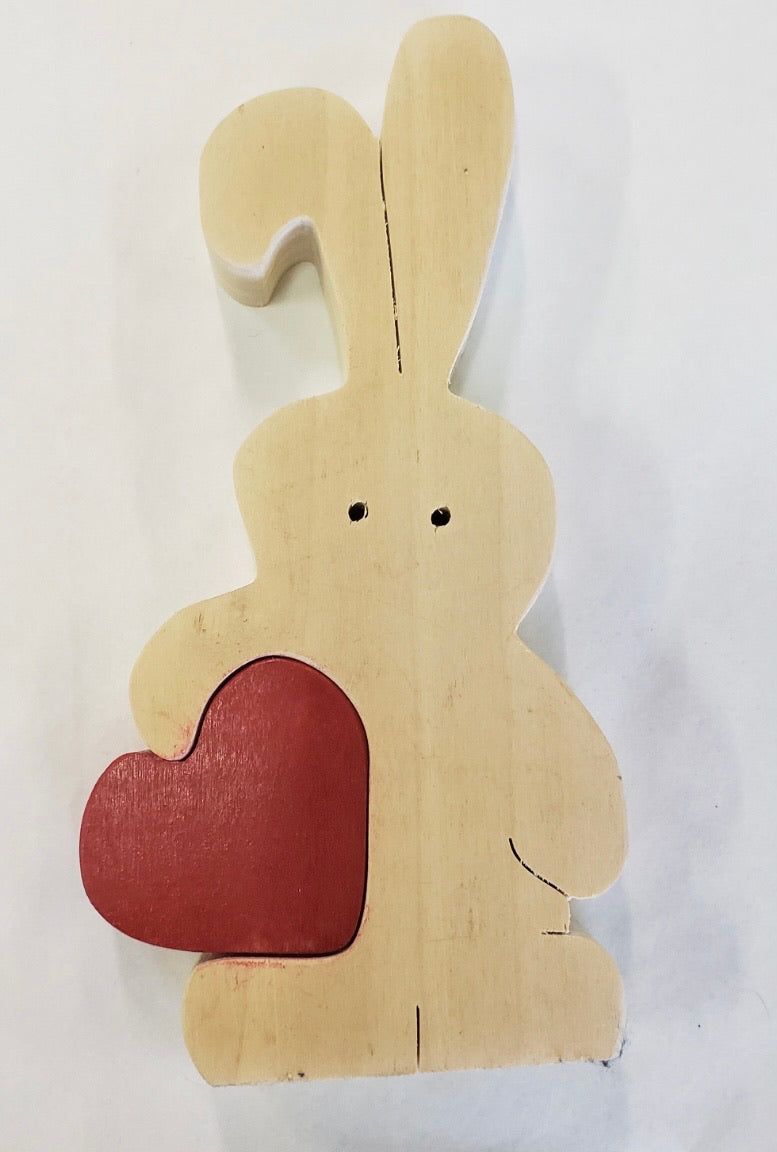 Rabbit with Heart*