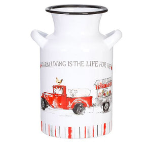 FARM LIVING MILK JUG