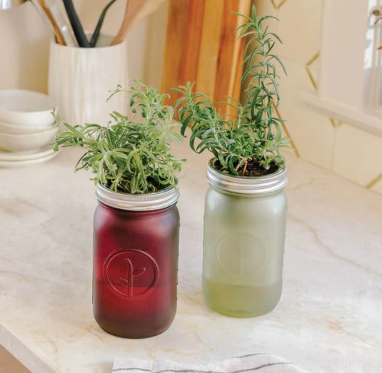 Lavender Arrangement in Basket