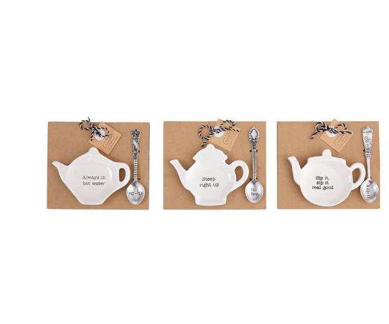 Teapot Spoon Rest Sets*
