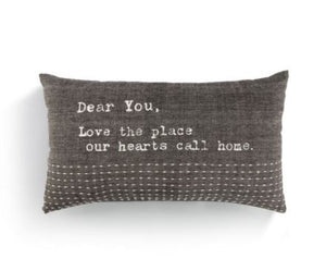 Dear You Pillow - Our Hearts