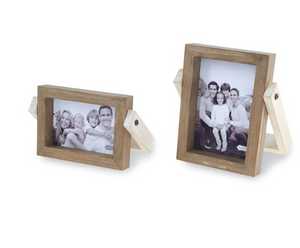 Collapsible Wood Frame