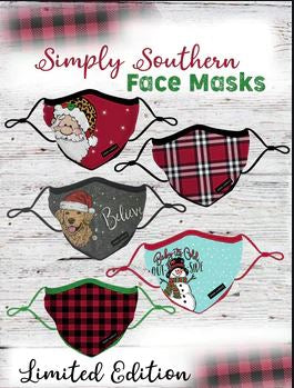 Simply Southern Holiday Mask*