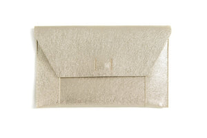 Shiraleah Fiona Clutch, Gold