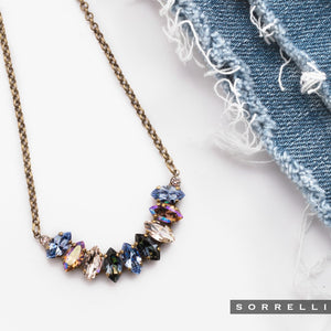 *Sorrelli Clarissa Tennis Necklace