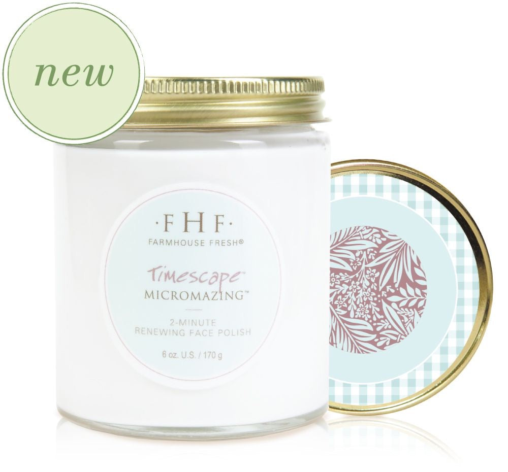 FHF Timescape Micromazing Renewing Facial Polish