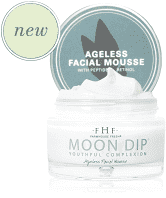 Moon Dip® Youthful Complexion Ageless Facial Mousse with Peptides + Retinol