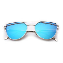 Load image into Gallery viewer, Gentle Monster Love Punch Cat Eye Metal Frame Sunglasses-Splash Colours