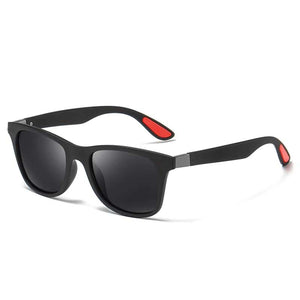 RB Wayfarer Black Sunglasses