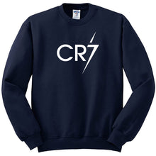 Load image into Gallery viewer, CR7 Sweatshirt In Blue Color