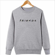 Load image into Gallery viewer, FRIENDS Sweatshirt-Splash Colours