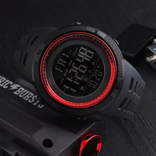 Tropic Burst Digital Sports Watch